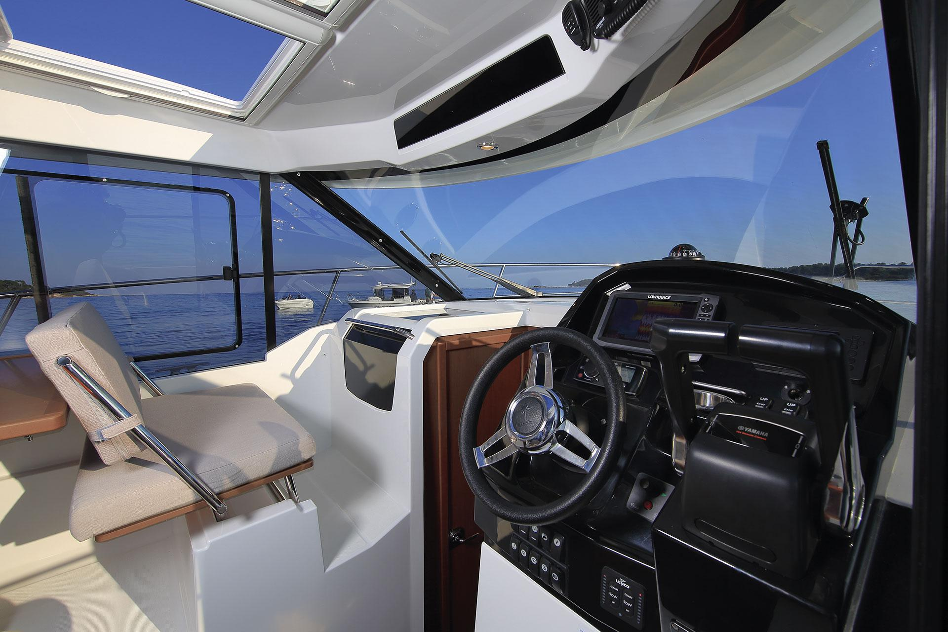 Jeanneau Merry Fisher 895 Debut at Melbourne Boat Show | 38 South