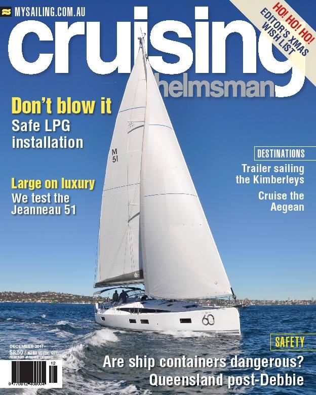 Jeanneau 51 Magazine Review   38 South Boat Sales
