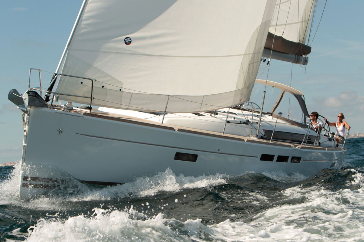 Review Of The Jeanneau 509 Bluewater Odyssey 38 South Boat Sales