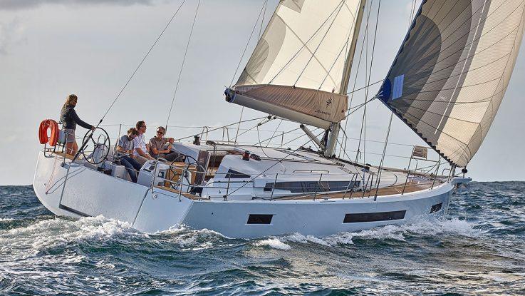 Jeanneau Sun Odyssey 490 SPECIAL OFFER