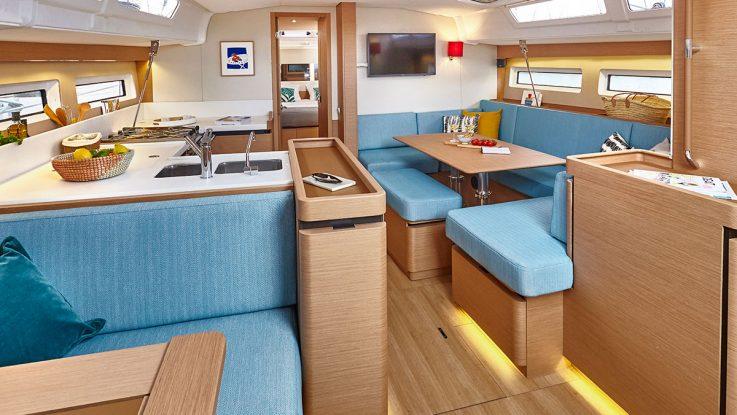 Jeanneau Sun Odyssey 490 Sydney International Boat Show Debut
