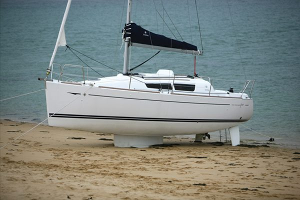 The first Jeanneau Sun Odyssey 30i for Australia