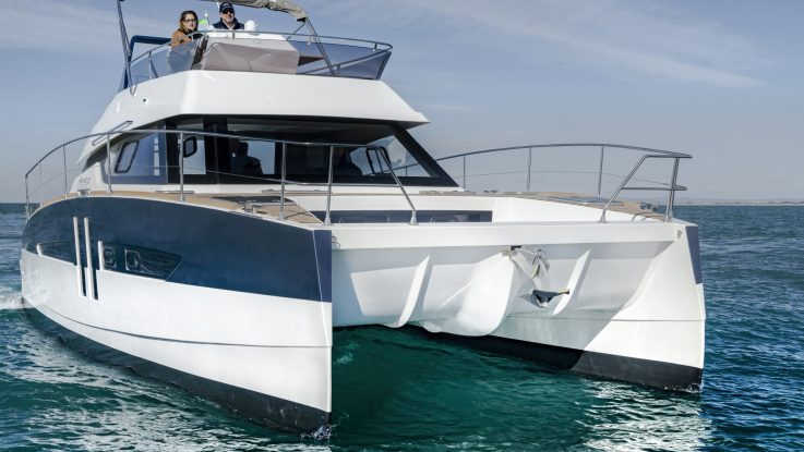 38 South Now Aventura Catamaran Importer