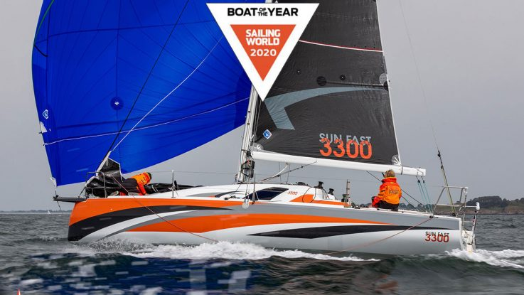 Sun Fast 3300 – Boat of the Year!