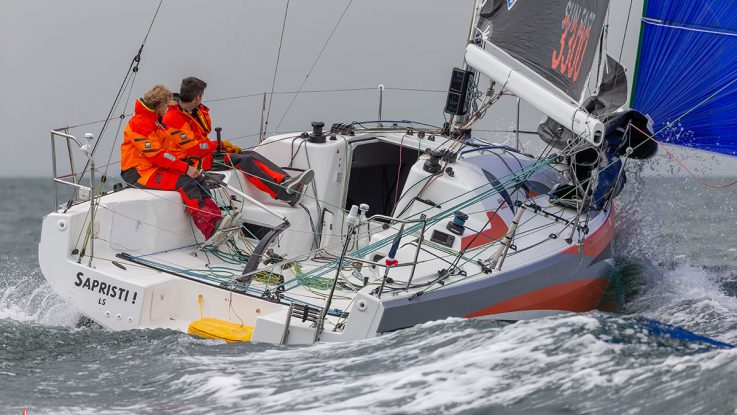 Huge Growth in Double-Handed Yacht Racing