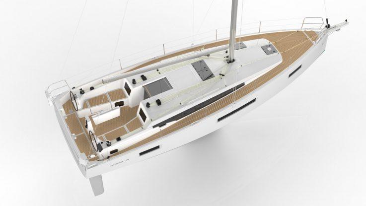Jeanneau Announce the New Sun Odyssey 410