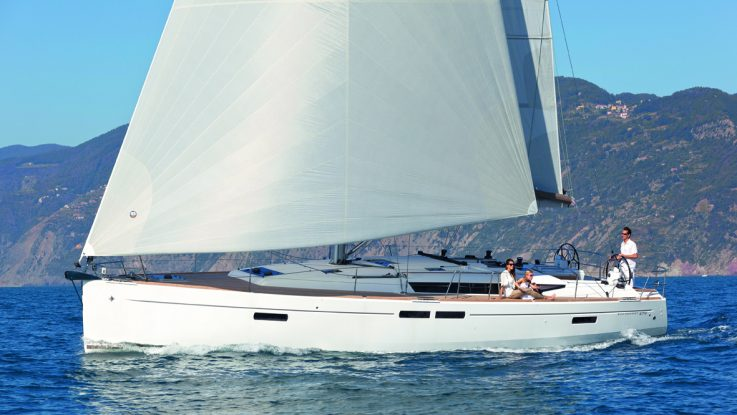 Jeanneau's on Display at the Sydney Boat Show