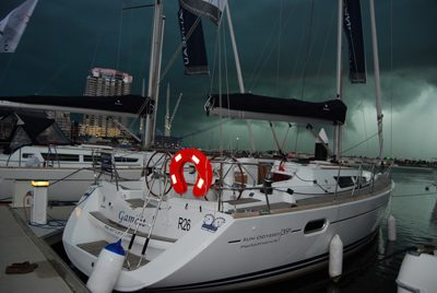 38 South Boat Sales at Melbourne Boat Show