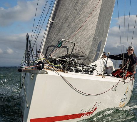 Double-handed Maverick cleans up in ORCV's 48th King Island Race