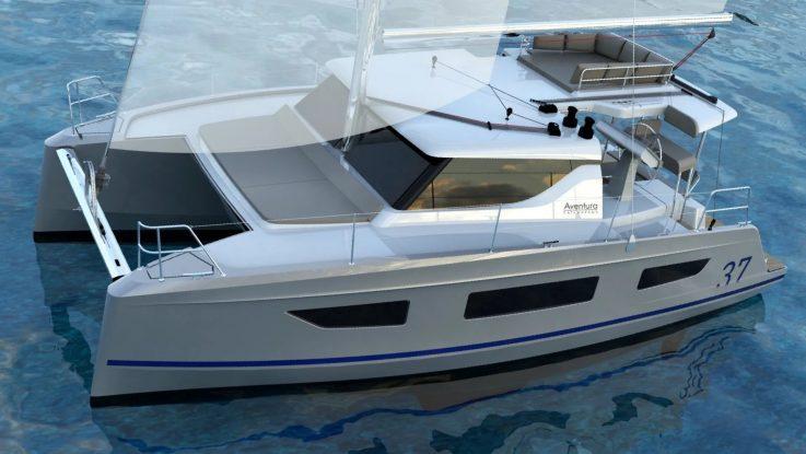 New Adventura 37 Sailing Catamaran