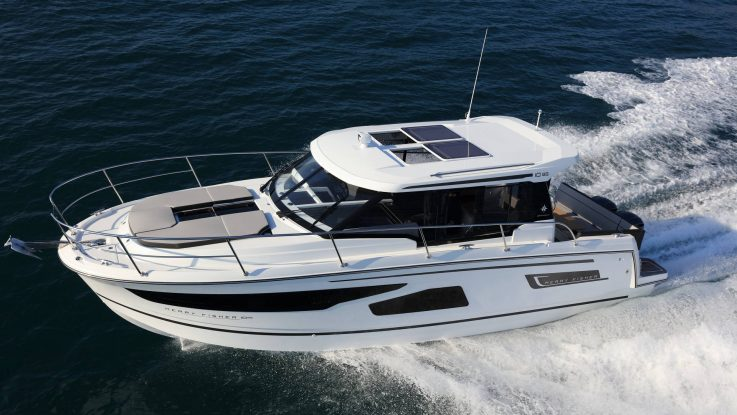 2019 Melbourne Boat Show - Jeanneau Display