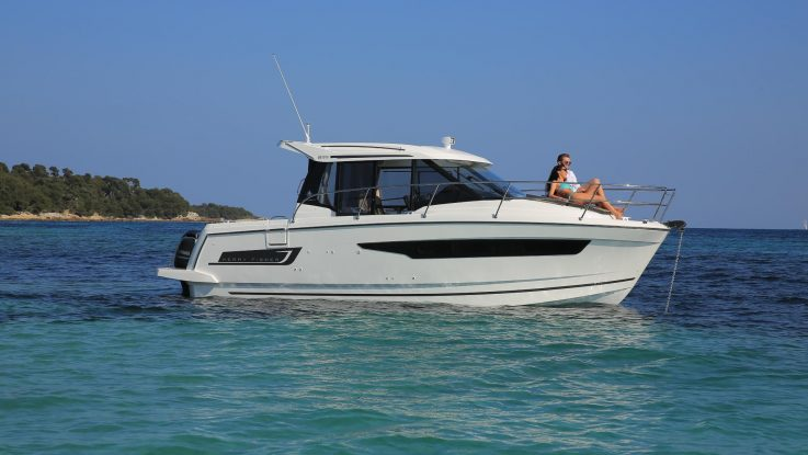 Jeanneau @ Sanctuary Cove Boat Show Next Week